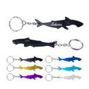 Custom Shark Bottle Opener Key Chain, 3