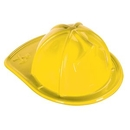 Custom Yellow Plastic Fire Hats without Shields (CLEARANCE)