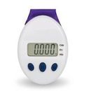 Custom Calorie Burn Counter/Pedometer - 3 Button, 2.25