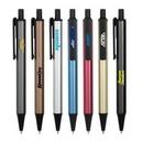 Custom Colorful Series Metal Ballpoint Pen, 0.55