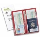 Custom Miami Vinyl Passport Case
