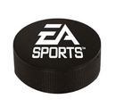 Custom Hockey Puck Stress Reliever (2 3/4