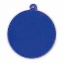 Custom Blue Hook Medallion For Hawaiian Necklace
