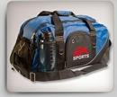 Custom Deluxe Sport Bag, 25