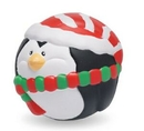 Custom Penguin Ball Stress Reliever Squeeze Toy