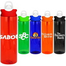 Custom Two Tone 24 oz Colorful Bottle, 2.75