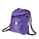 Custom Prevail Drawstring Backpack, 17 1/2