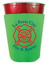 Custom Party Cup Can Cooler (Screen Printed), 4