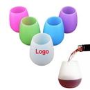 Custom Silicone Wine Glasses, 4.13