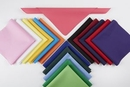 Custom Solid Color Bandanna - Micro Polyester 22