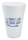 Custom 32 Oz. Beverage Foam Cup