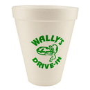 Custom 10 Oz. Beverage Foam Cup