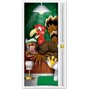 Custom Turkey Restroom Door Cover, 30