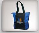 Custom Deluxe fashion tote bag, 15 1/2