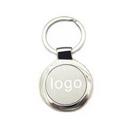 Custom Metal Split Ring Key Holder, 1 1/2
