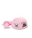 Custom Imprinted Pink Pirate Scarf Hat