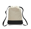Custom Canvas Sports Backpack, 14