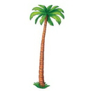 Custom Jointed Palm Tree, 6' L