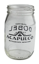 Custom 16 Oz., Drinking Jar