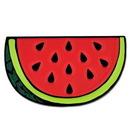Custom Watermelon Pin, 1/2