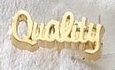 Custom Series 3000S Quality MasterCast Design Cast Lapel Pin