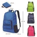 Custom Folding Backpack, 17 1/3