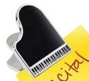 Custom Piano Magnetic Clip, 1 3/8