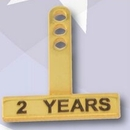 Custom Stock Rectangle Year Tabs - 45 Year