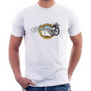 Custom U.S.A. made Full Color Digitally Printed T-Shirt (9