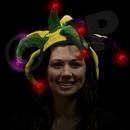 Blank Light-Up Mardi Gras Hat