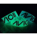 Custom Glow in the Dark Printed Wristband (5 Day Delivery), 8