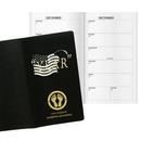 Custom Patriotic Freedom Bi-Weekly Pocket Planner, 3 5/8