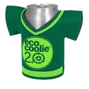 Custom Eco Shirt Coolie Bottle Cover (1 Color), 1/8
