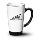 Custom Raquel Mug - 17oz White/Black