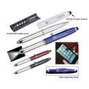 Custom Multi-Function Light Up Pen (4 15/16