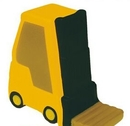Custom Forklift Stress Reliever