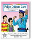 Custom Police Officers Care Coloring Book, 8
