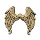 Custom Angel Wings Lapel Pin, 1