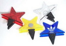 Custom Large Star Shaped Magnetic Memo Clip