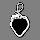Luggage Tag - Strawberry (Silhouette)