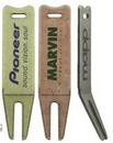 Custom Bent Divot Tool