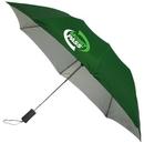 Custom Silver Dome Umbrella