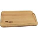 Custom Wood Carving, Cutting & Serving Board, 16 x 9.75