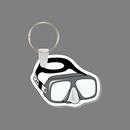 Key Ring & Punch Tag - Goggles