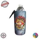 Custom Premium Full Color Dye Sublimation Collapsible Foam Bottle Bag Insulator, 1/8