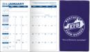 Custom Standard Vinyl Monthly Pocket Planner
