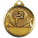 Custom Stock Round Karate Medal