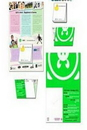 Custom Folded UV-Coated Postcard (8.5