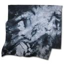 Custom Silver/ Black Tie Dye Bandanna 22