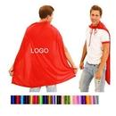 Custom Satin Adult Superhero Capes, 27 1/2